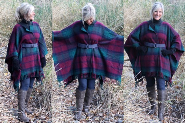 How To Make A Coat From A Wool Blanket