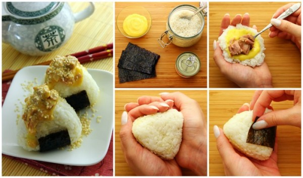How To Make Onigiri Japanese Rice Balls