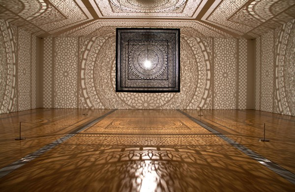 Lighting Art From Anila Quayyum Agha 1