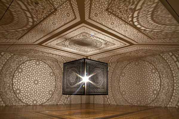 Lighting Art From Anila Quayyum Agha 2
