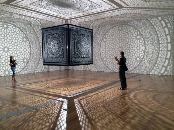 Lighting Art From Anila Quayyum Agha 3