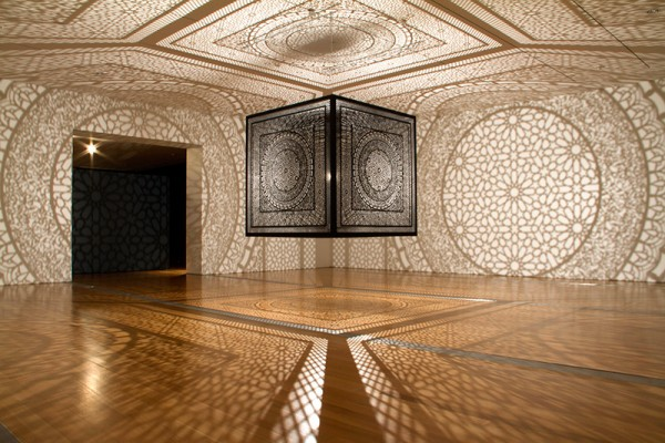 Lighting Art From Anila Quayyum Agha