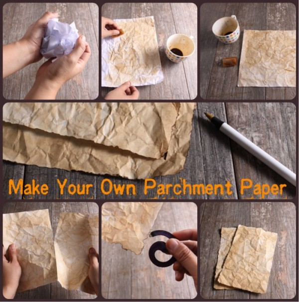 How To Make Parchment Paper 1
