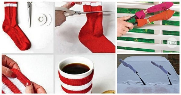 13 Genius Ways To Turn Your Socks Into Anything