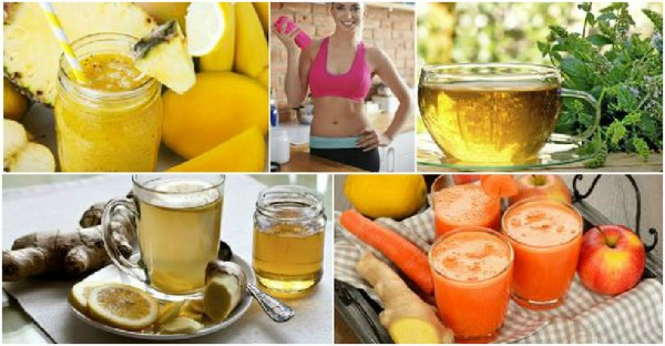 8 Refreshing Drinks To Lose Belly Fat Fast