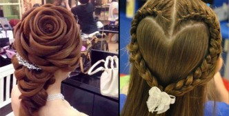 Cutest Hairstyles Ever... Which One You Would Try