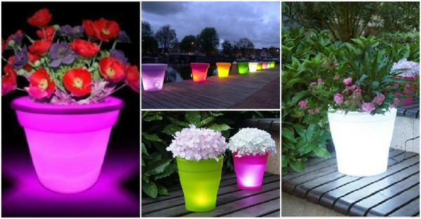 Glow In The Dark Planting Pots 3
