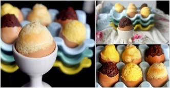 How To Bake A Cake Inside An Egg