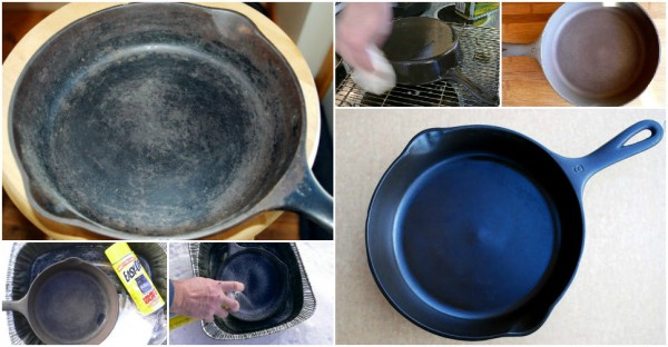 How To Recondition A Cast Iron Skillet