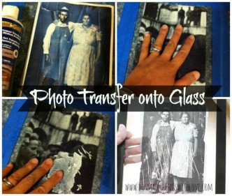 How To Transfer Photos To Glass