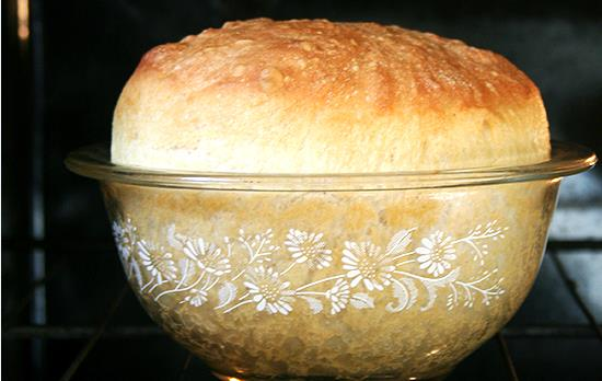 Mama's Peasant Bread - The best Bread You Will Ever Have 1