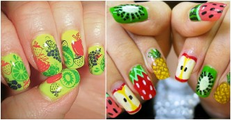 Nail Designs With Fruit Theme