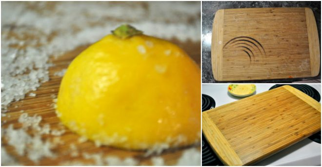 clean-a-cutting-board