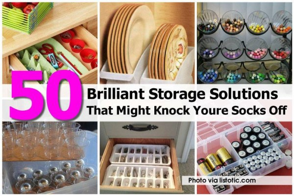 Creative Storage Solutions 1