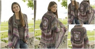 Crochet Women Jackets