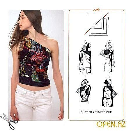How To Wear A Scarf 5