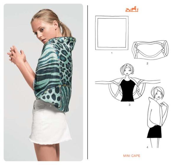 How To Wear A Scarf 9