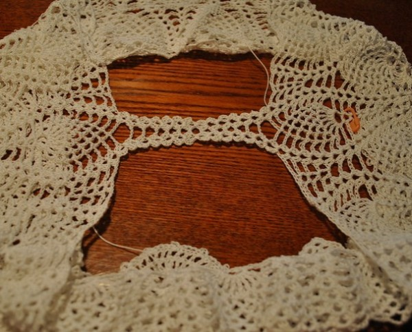 Lace Shorts Free Crochet Pattern 6