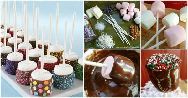 Marshmallow Pop Recipe