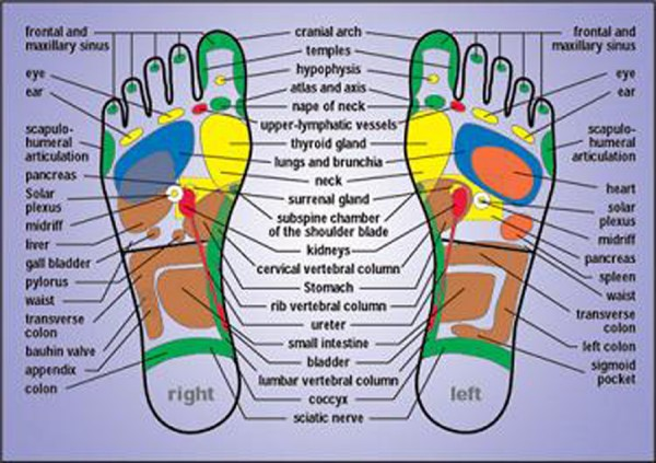 Reflexology - DIY Guide To Boost Up Health And Keep Doctors Away 7