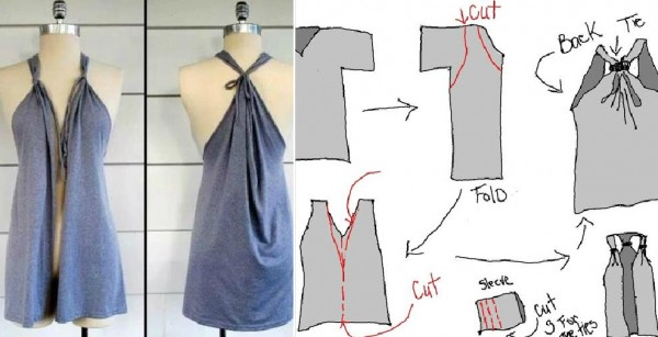 Stylish No-Sew DIY Vest