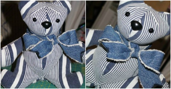 Teddy Bear DIY Tutorial 1