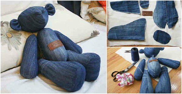 Teddy Bear DIY Tutorial 3
