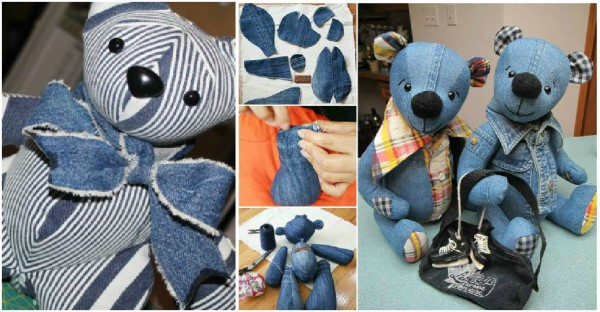 Teddy Bear DIY Tutorial