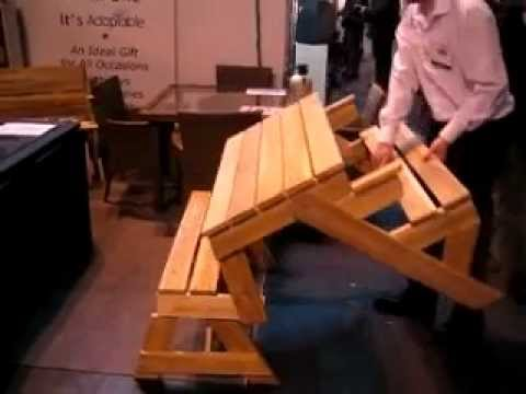 Terrific How To Build A Diy 2 In 1 Convertible Folding Bench And Evergreenethics Interior Chair Design Evergreenethicsorg