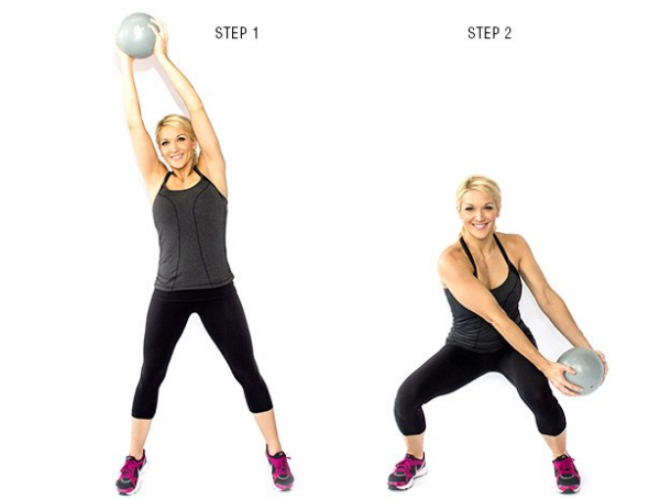 16 Moves to Get Rid of Your Muffin Top 2