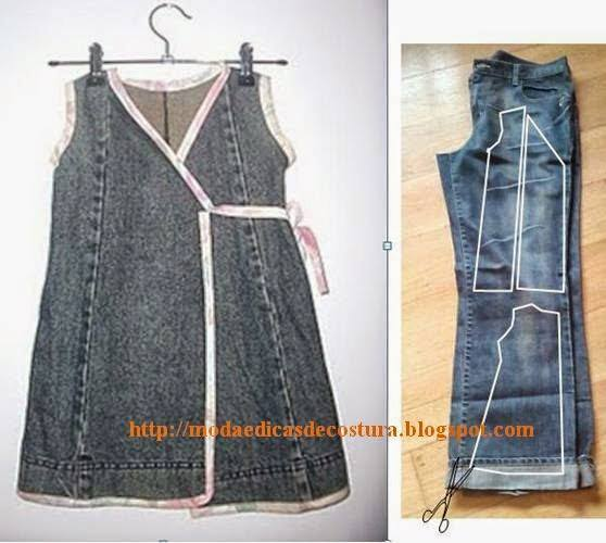 Creative Ways To Re-purpose Old Jeans 4