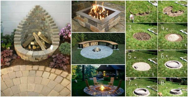 Fire Pit DIY Tutorial