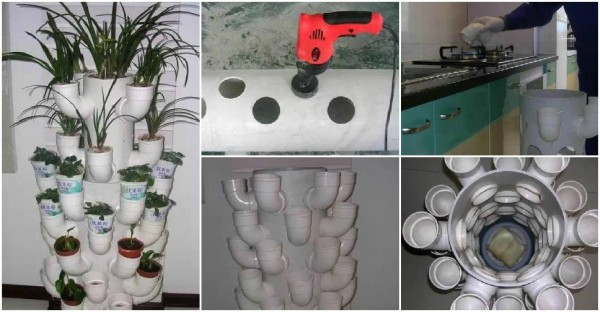 Gardening With PVC Tubes 2