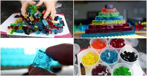 How To Make Lego Candy 0