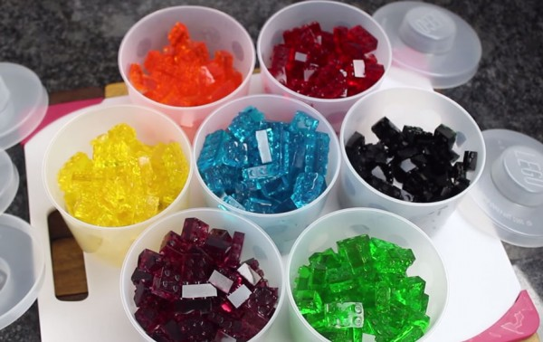 How To Make Lego Candy 4