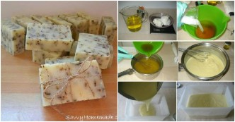 How To Make Soap At Home 1