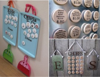 How to make a DIY chore chart for kids 3