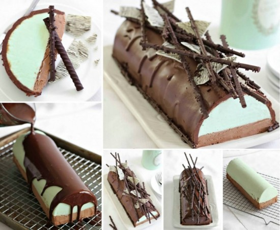 Mint Chocolate Cheesecake Recipe 1