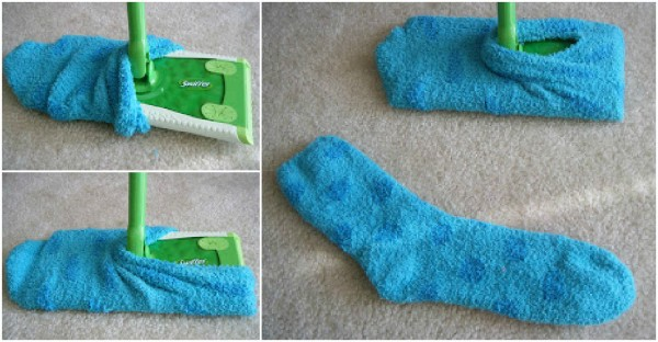 Mops Out Of Socks