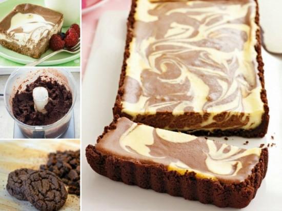 Ripple Chocolate Cheesecake Reicpe