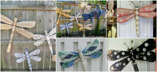Table Leg Dragonfly Tutorial
