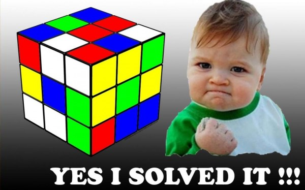 How To Solve The Rubik's Cube In 5 Easy Steps