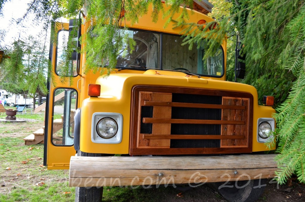 School Bus House 2