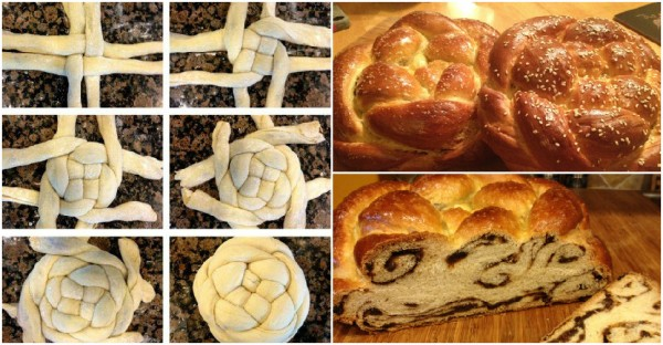 Apple Butter Challah Recipe