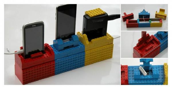 Lego Charge Station
