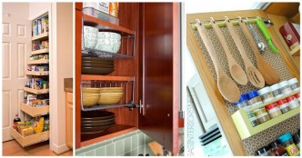 Maximize Your Kitchen With These Space-Saving Hacks