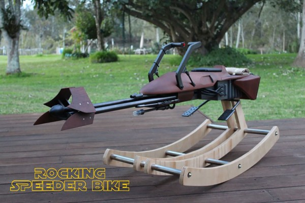 Rocking Speeder Bike 1