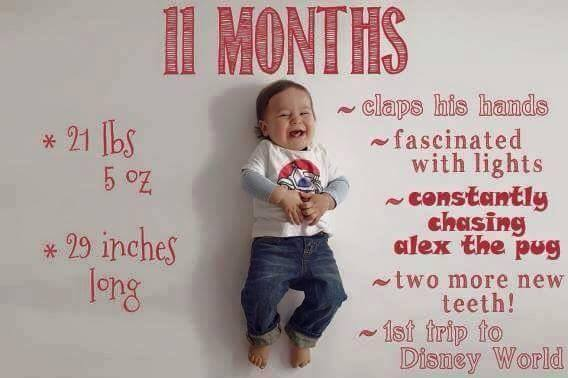 Baby Growth Chart 11