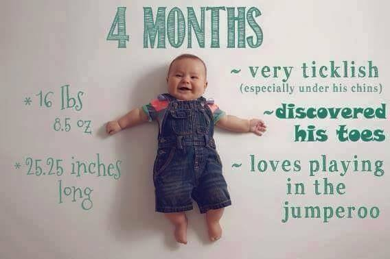 Baby Growth Chart 4