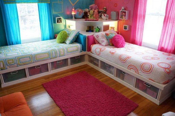 Creative Bedroom Ideas For Kids  How To Instructions